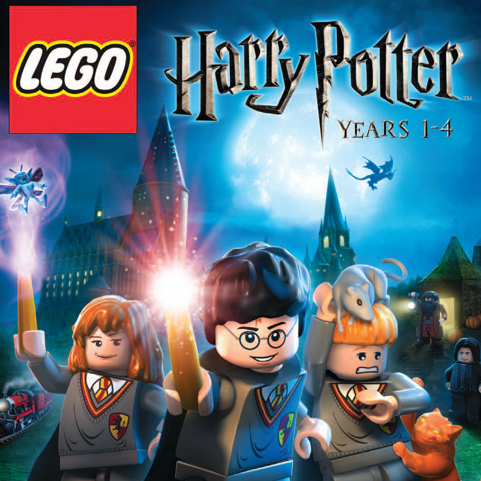 FREE DOWNLOAD - LEGO Harry Potter Years 1-4 - PS3 - FREE ...