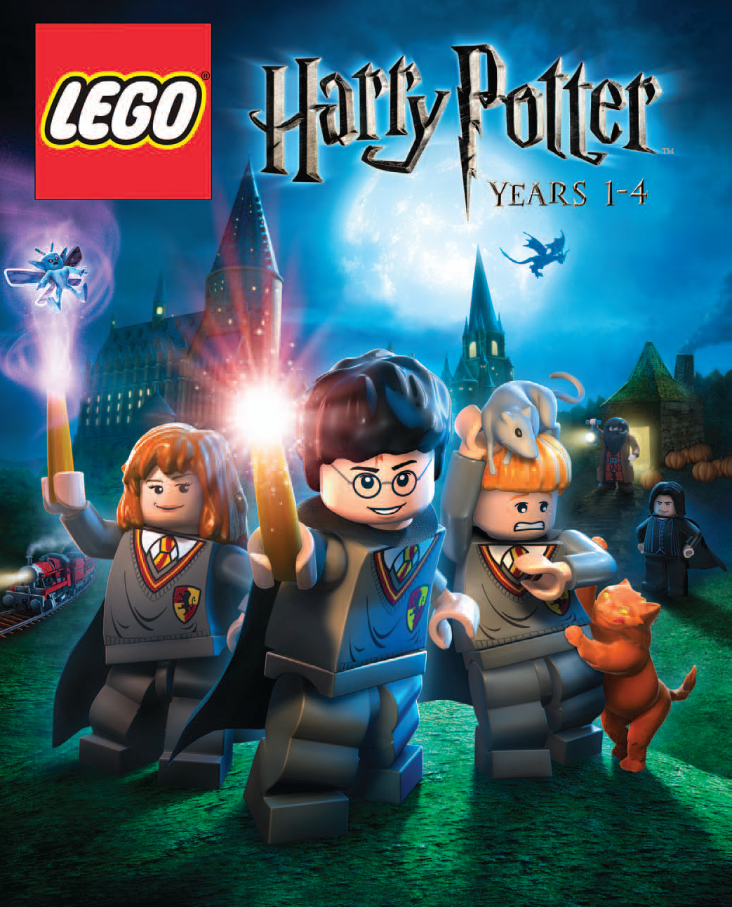 Primary gastric lego harry potter years 1 4 between