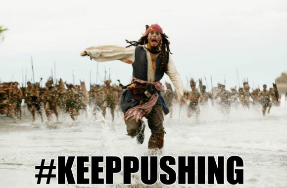 KeepPushing