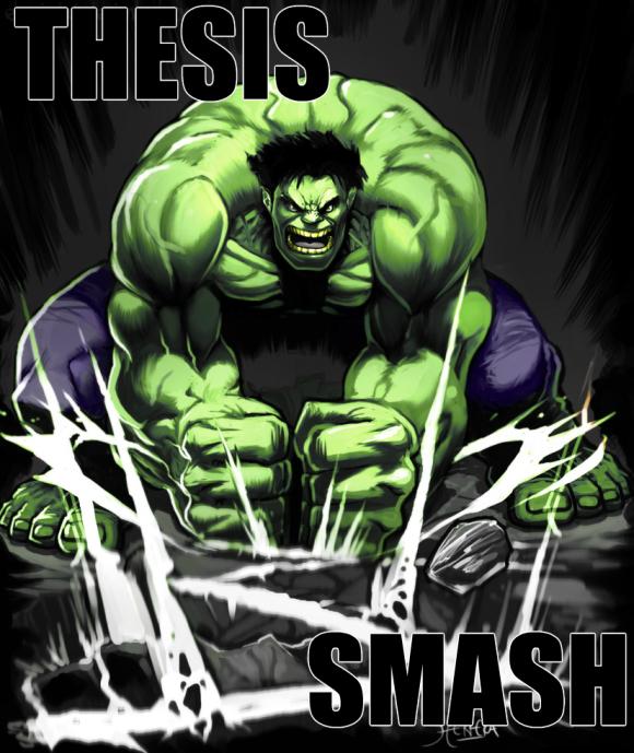 Original Hulk art by Mauricio Herrera http://el-grimlock.deviantart.com/art/Hulk-SMASH-92867698