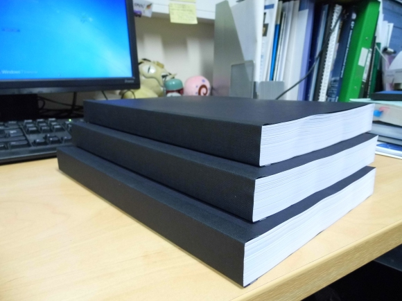 thesis soft copies